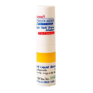 Ингалятор-карандаш мятный Green Herb, 2 мл