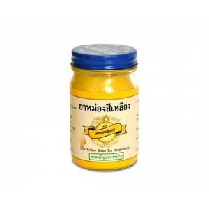 Бальзам желтый, согревающий, 100 грамм