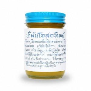 Бальзам Osotthip Желтый, согревающий, 60 гр