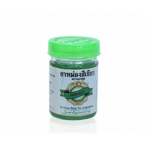 Бальзам зеленый, универсальный, 50 грамм