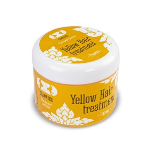 Маска для волос папайя и яичный желток Erawadee, 300 мл