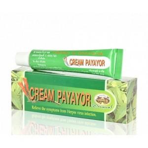 Крем от герпеса и раздражения кожи Payayor, 10 грамм