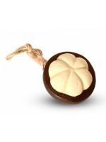 Мыло фигурное Мангостин, 80 грамм