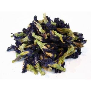 Тайский синий чай Blue pea tea (Анчан, Клитория, Чанг Шу) THAI MASTERS, 50 грамм