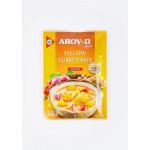 Паста карри желтая «AROY-D», 50 грамм