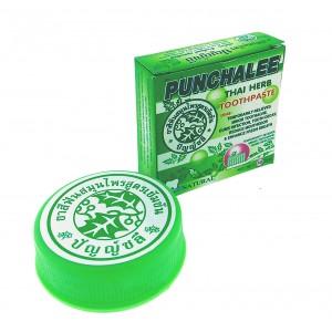Растительная зубная паста Панчале Punchalee Herbal Toothpaste, 25 грамм